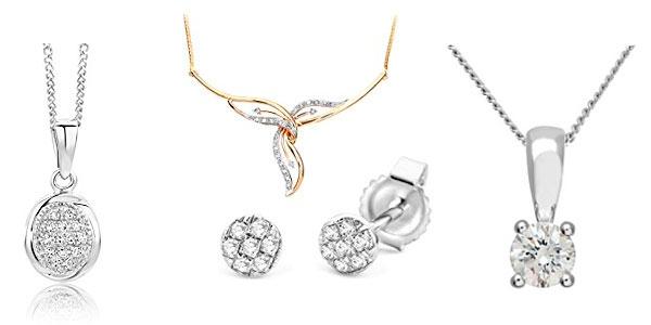 0bf480de9343 A continuación te dejamos una selección de joyas con diamantes que nos han  gustado especialmente por su diseño y por su buen precio. ¡Toma nota!