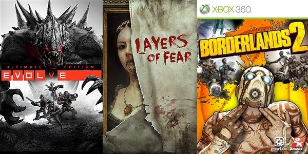 Juegos Gratis Con Gold De Marzo 2017 Para Xbox One Y Xbox 360