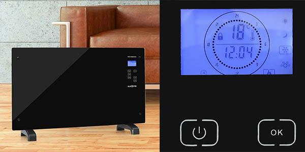 Klarstein HT007GL radiador diseño decorativo relación calidad-precio brutal