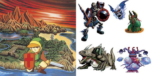 The Legend of Zelda Art & Artifacts en tapa dura barato