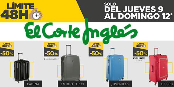 a62350f62 LOCURA: -60% en maletas y mochilas de marca top en El Corte Inglés ...