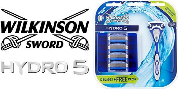Maquinilla de afeitar Wilkinson Sword Hydro 5