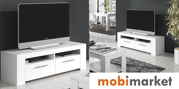 Atractivo y funcional mueble de televisi n genova por s lo - Tu mueble barato ...