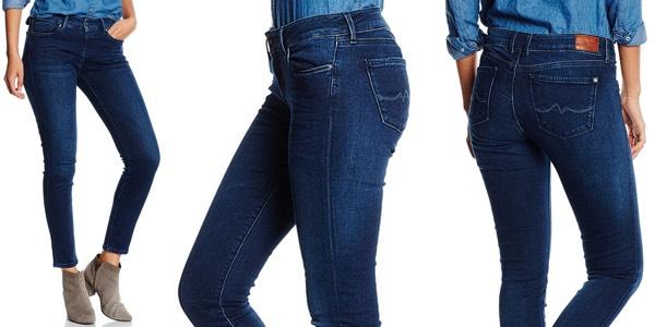 Vaqueros Pepe Jeans Soho para mujer baratos