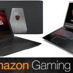 Portátiles con descuento en la Semana Gaming de Amazon