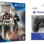 PS4 Slim 1TB + For Honor + DualShock 4 V2 adicional