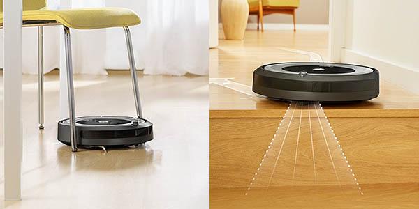 Chollo robot aspirador programable irobot roomba 680 por s lo 299 con env o gratis 36 de - Robot aspirador alfombras ...