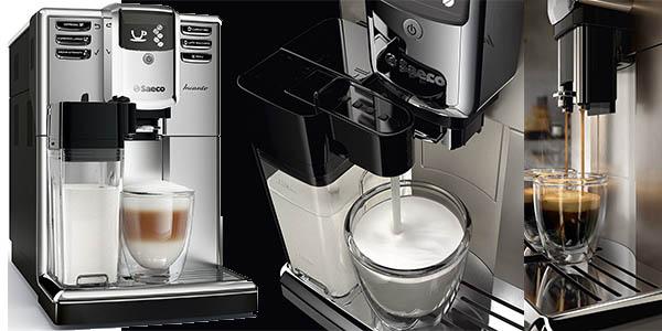 Saeco HD8917/01 máquina café expresso jarra leche barata
