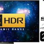 Smart TV Sony KD-65XD9305 de 65'' UHD 4K HDR 3D