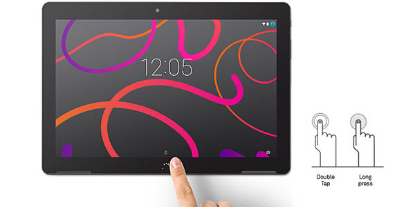 Tablet BQ Aquaris M10 barata