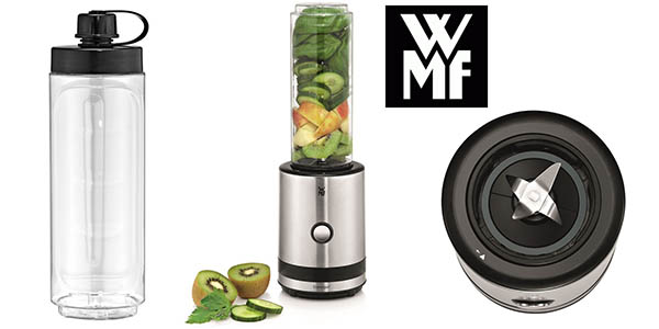 e369a0321 Chollo Batidora de vaso WMF Kitchenminis Smoothie-to-go por sólo 29,73€