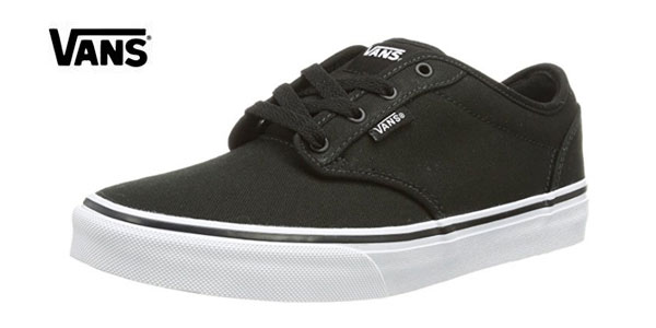 Chollo zapatillas infantiles unisex Vans Y Atwood por sólo 27 c163f4d02cb