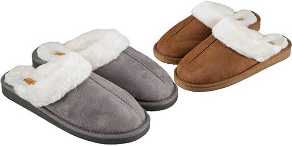 fd8a726aa882 Zapatillas de estar por casa Berydale BD308 para mujer por sólo 12,95€