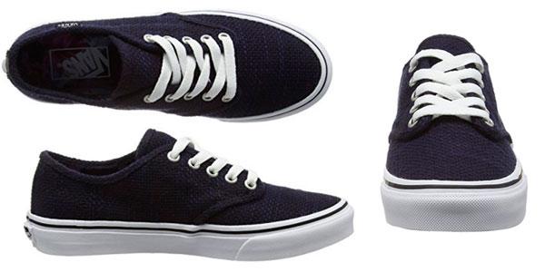 zapatillas vans azules mujer Online   Hasta que 56% OFF descuento 483f4b95595