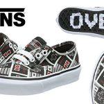 df331dfba ¿Pensando en comprar un par de zapatillas de marca para tus hij s o para  hacer un regalo a algún peque  Pues atención a este modelo infantil de Vans  que ...