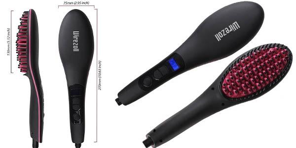 alisador melena rápido calentamiento resultados peluquería Wirezoll