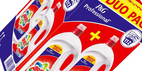 Ariel básico detergente ropa formato chollo