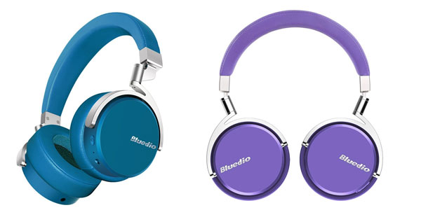 Auriculares Bluedio Vinyl con Bluetooth baratos en Amazon