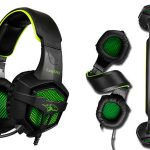 Auriculares gaming EasySMX G1200 ligeros y cómodos rebajados en Amazon