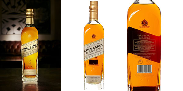 Johnnie Walker Gold Label Reserve barato en Amazon