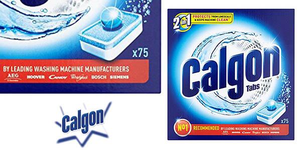 calgon antical 75 pastillas barato