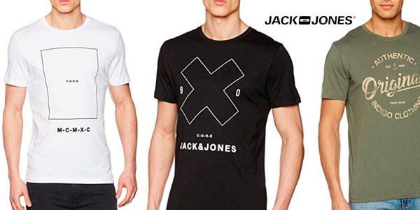 2f136ebd0570e Camisetas Jack   Jones para hombre baratas con cupón de descuento  NOVEDADES17 en Amazon