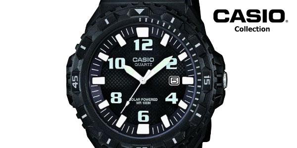 fae0a655aec9 Reloj Casio MRW-S300H-1BVEF solar para hombre por sólo 33€ con envío ...