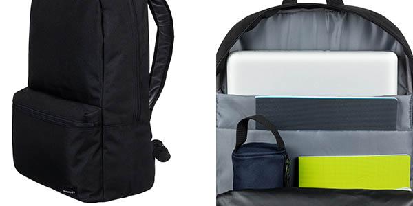 mochila Quiksilver Night Track con compartimento para portátil barata