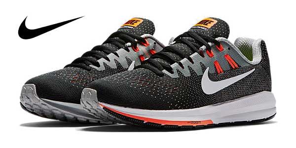 new styles 8b6c8 73954 Zapatillas para hombre Nike Air Zoom Structure 20 baratas