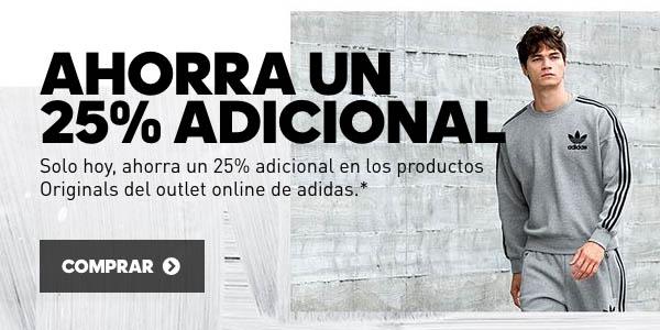 Descuento en Outlet Adidas Originals