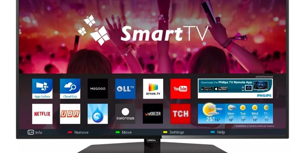 Smart TV Philips 49PFS5301 barato