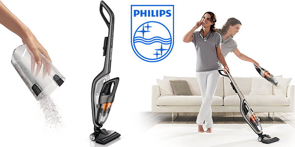 philips FC6168/01 PowerPro Duo aspirador 2 en 1 barato