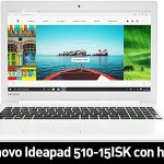 Portátiles Lenovo Ideapad 510-15ISK rebajados