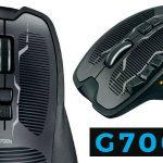 Ratón gaming inalámbrico Logitech G700S rebajado Amazon