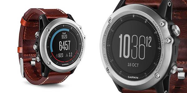 Reloj deportivo Garmin Fēnix 3 Zafiro + HRM Run barato