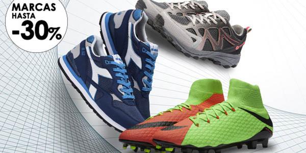 ropa zapatillas deportivas ofertas El Corte Inglés