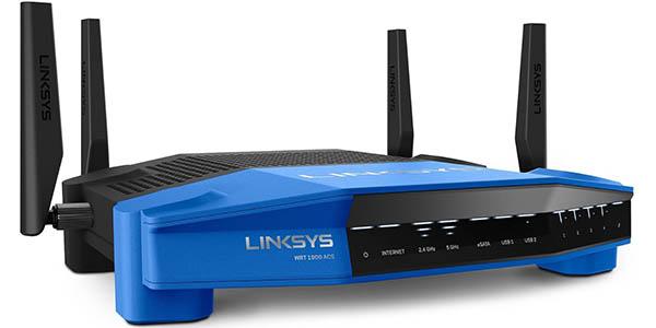 Router WiFi Linksys WRT1900ACS