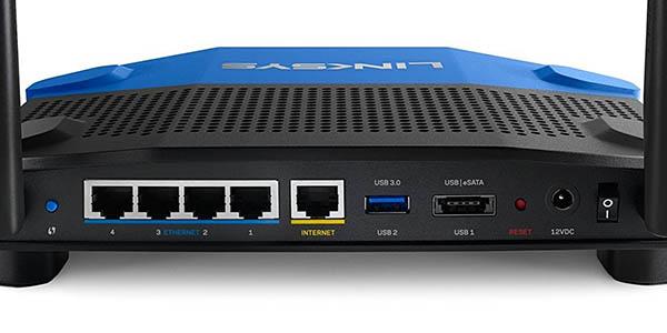 Linksys WRT1900ACS Smart Wi-Fi Dual Band AC1900