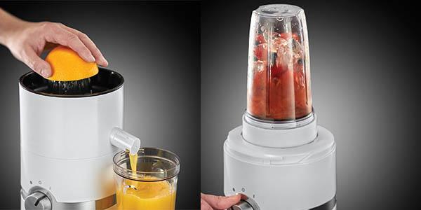 Russell Hobbs 3 en 1 ultimate juicer zumos smoothies relación calidad  precio brutal 9845a25a6c8ac