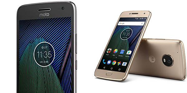 Smartphone Moto G Plus (5ªGen) barato