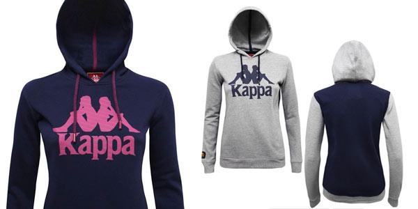 Chollazo sudadera Kappa Authentic Zabiang para mujer por sólo 14 44f25202690f0