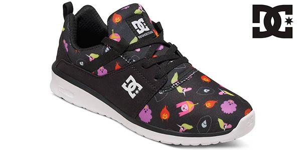 21e6b0aa6a9 Chollazo zapatillas DC Shoes Heathrow X AT por sólo 30
