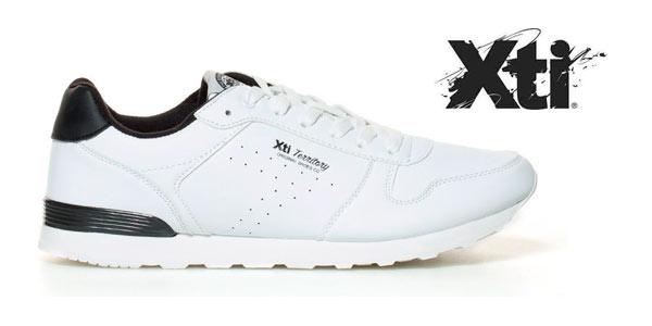 Zapatillas deportivas Xti Tory color blanco para hombre rebajadas en eBay