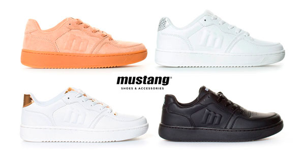 Zapatillas deportivas Mustang Action para mujer baratas en eBay Esdemarca