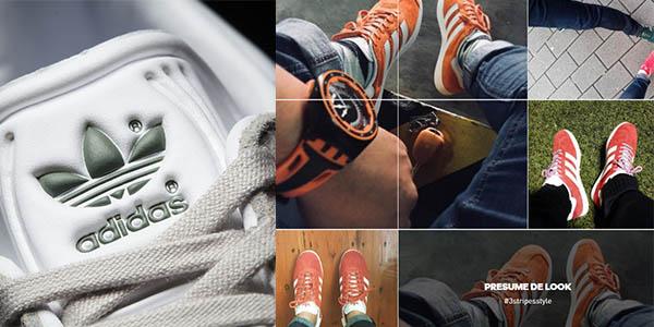 Adidas Gazelle de diseño clásico atermporal a precio brutal