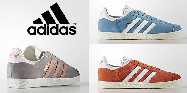 Adidas Gazelle zapatillas en oferta en la tienda oficial de Adidas