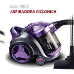 Aspirador ciclónico sin bolsa Maxell Power MP-1000 barato en eBay