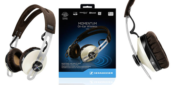 Auriculares Sennheiser Momemntum 2.0 On Ear Wireless rebajados en Amazon