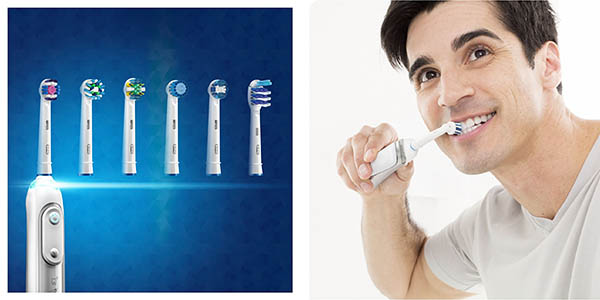 cabezales recambio Oral-B crossaction