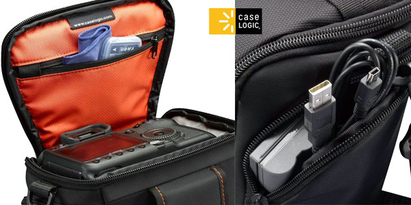 Funda cámara réflex Case Logic barata en Amazon España